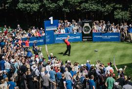 """Porsche European Open"" startet mit internationalen Top-Stars"